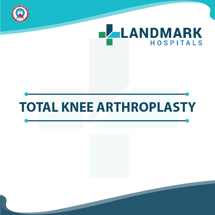 What is total arthroplasty?   Best joint replacement center in Hyderabad
