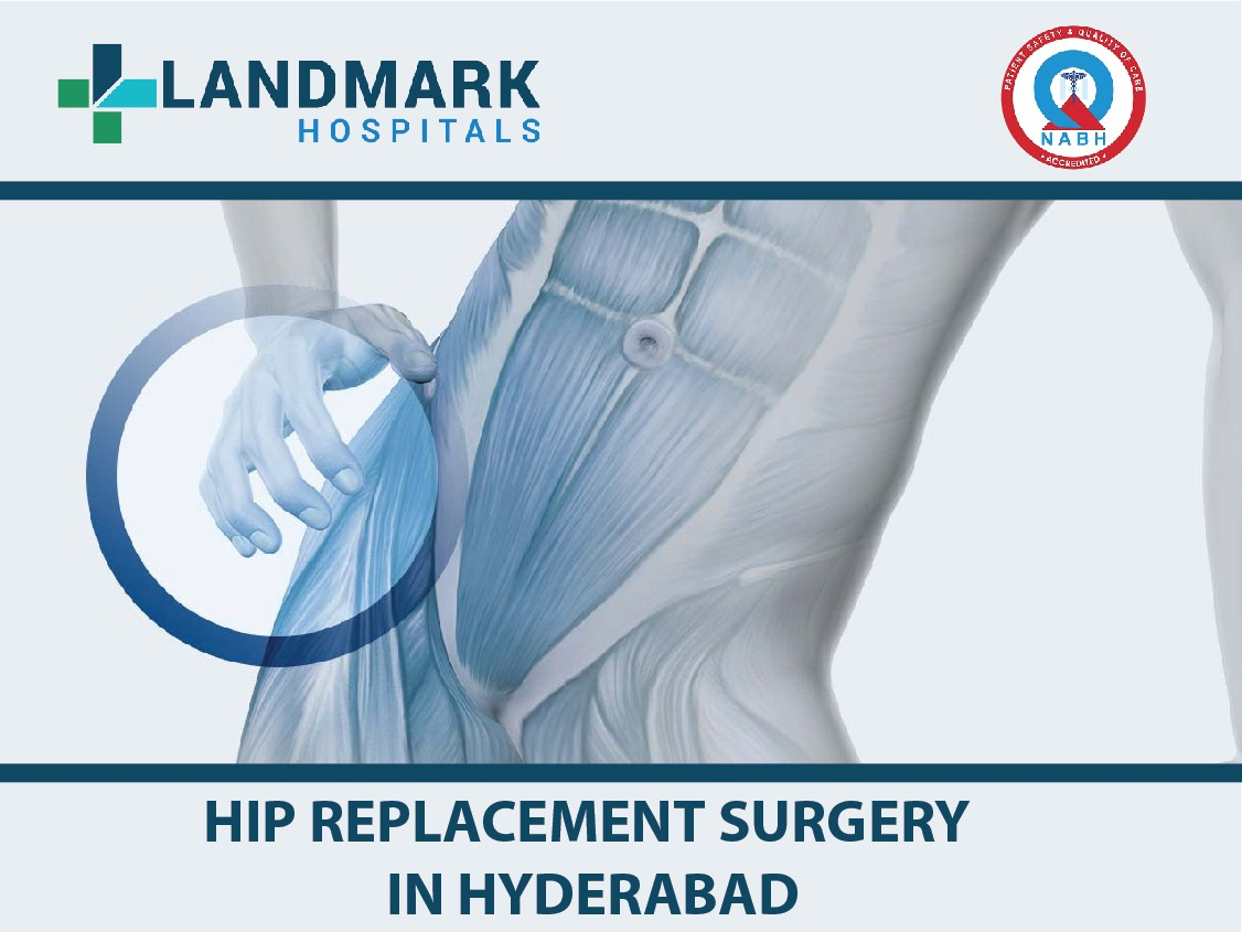 Hip Replacement Surgery in Hyderabad