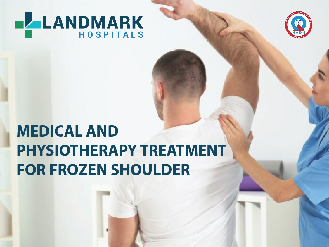 Medical and Physiotherapy Treatment for Frozen Shoulder